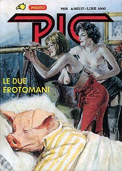 PIG n 27 - Le due Erotomani